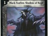 Black Feather, Shadow of Rage