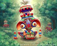Rollicking Totem artwork