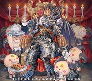 Akunohana, Hubris Demon Dragon artwork