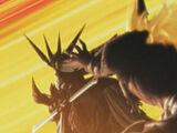 Duel Masters Cross Shock: Genji Double Cross, Blastdragon