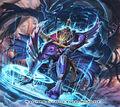 Jinnai, Darkfang Ninja artwork