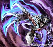 Hell Claw, Revenge artwork