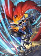 Let's Go Leader! Dogiragon artwork