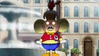 Duemouse's dark personality