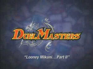 Duel Masters - Episode 14