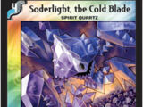 Soderlight, the Cold Blade