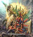 Romanesk, the Dragon Wizard artwork