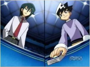 Duel Masters - Episode 8a