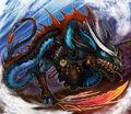 Lanerva Stratus, Poseidon's Admiral artwork