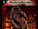 Missile Soldier Ultimo