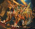 Bolgalshack, Super Divine Dragoon artwork