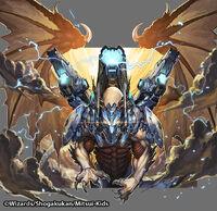 Bolmeteus Steel Dragon (NAKAMURA8) artwork