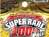 DMX-19 Super Rare 100% Pack