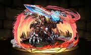 Dogiragon, Flaming Revolution (Puzzle & Dragons)