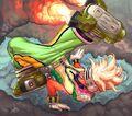 Skyrab, the Reckless Brat artwork