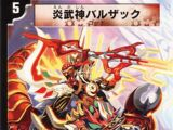 Balzack, Military Flame God