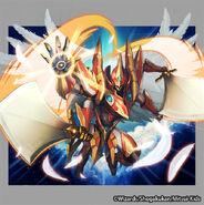 Alcapheus, Lord of Spirits artwork