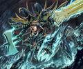 Dulanzames, Jet-Black War Demon artwork