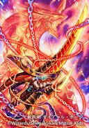 Gaial Horn, Iron-slashing Sword artwork