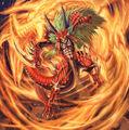 Blaze Breath Dragoon artwork