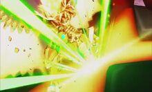 Dogiragolden's final attack
