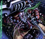Fist Blader artwork