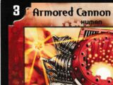 Armored Cannon Balbaro