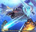 Legendary Vanguard, the Ice Fang artwork