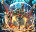 Magnas, Electro-Knight artwork