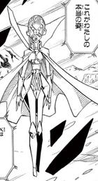 Xanadu's real form manga