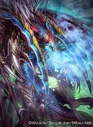 Dokurocald, Misfortune Demon Dragon artwork