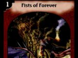 Fists of Forever