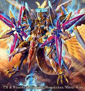 Valhalla Knight, Domination Dragon Elemental artwork