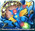 Lagoon Mermaid artwork