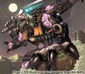 Sarutahiko, the Great Hero artwork