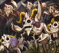Skullcutter, Swarm Leader artwork