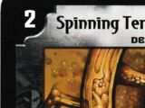 Spinning Terror, the Wretched