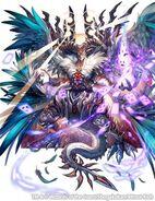 Destolonely, Demon Dragon King artwork