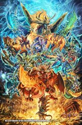DMC-45 Battle of Yamato Soul artwork