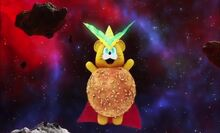 Curry Bread of the Universe in the anime