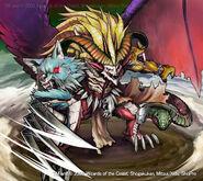 Animabelgis, Fuuma Savage artwork