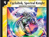 Cyclolink, Spectral Knight