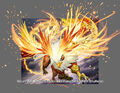 Eagle Aini, the Explosive Wing artwork