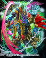 Imen=Bugo, Dragon Edge artwork (GP)