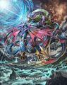 Baiken, Blue Dragon of the Hidden Blade artwork