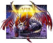 Jurandeath, Heaven Slashing Demon Dragon artwork