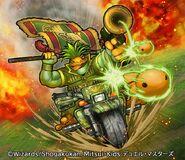 Yadoc, Beast Army artwork