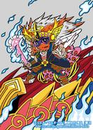 Onimaru Head, Victory Rush artwork2