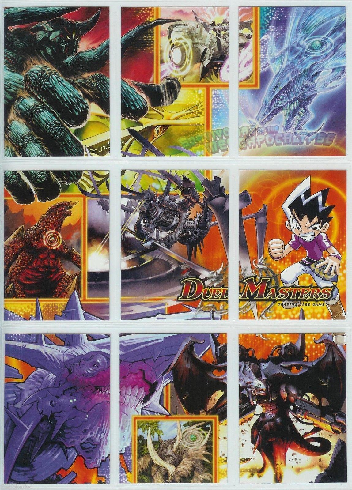 DUEL MASTERS Bolgash Dragon 37//55 DM-05 Survivors Of The Megapocalypse Card
