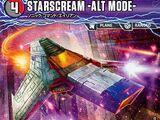 STARSCREAM -ALT MODE-